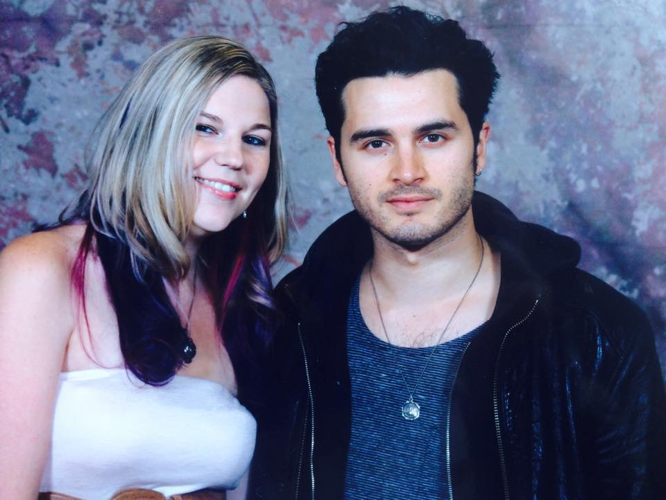 Michael Malarkey (who I've loved as Enzo from day one, but now I just love him period. Such a cool person!)