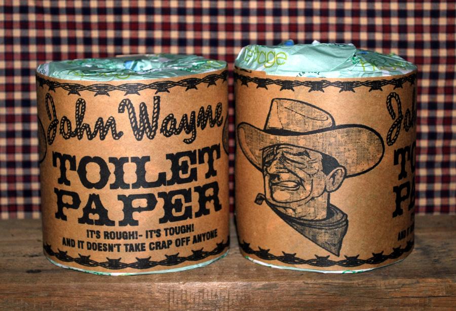 JW Toilet Paper